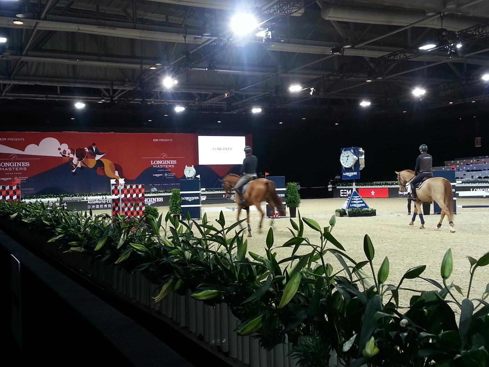 ATA_2017_Longines_horses_in_ring